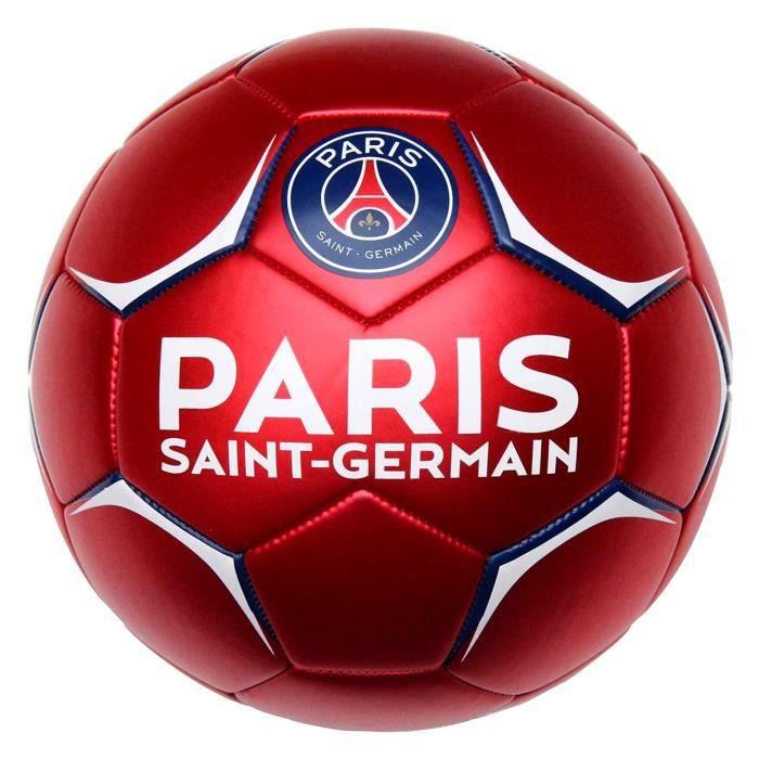 Psg Ballon De Football Psg Officiel Rouge Achat