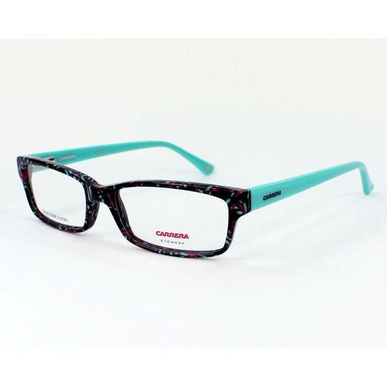 Lunettes de vue Carrera CA6171 -1UO Mix - Turquoise - Achat   Vente lunettes  de vue Lunettes de vue Carrera CA6... Homme - Soldes  dès le 9 janvier ! 258b8022fb17
