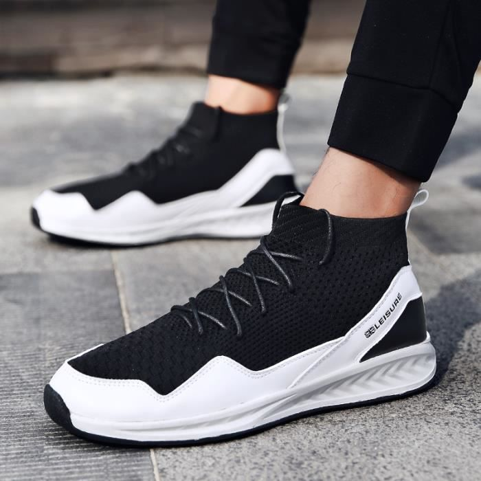 mode montantes solde Chaussures populaires ville Baskets de en Chaussures Baskets Baskets automne homme Chaussures Baskets sport wInZxBqB7d