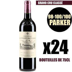 VIN ROUGE X24 Château La Mission Haut-Brion 2016 75 cl AOC P