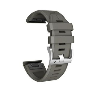 BRACELET DE MONTRE Silicone Quick Release Easy Fit Wirstband remplace