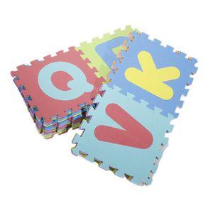 TAPIS PUZZLE 36 pcs Puzzle tapis mousse 32*32 cm Jeu éducatif p