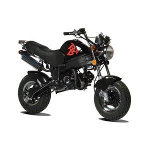 MOTO PBR ZB 50cc - Noir - avec montage et mise en route