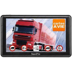 PACK GPS AUTO GPS POIDS LOURD 7 POUCES EUROPE