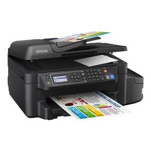 IMPRIMANTE Imprimante Epson EcoTank ET-4550 Couleur (jusqu'à