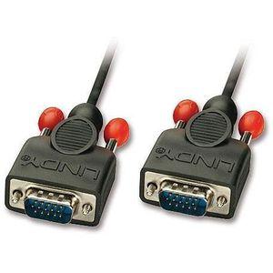 CÂBLE AUDIO VIDÉO LINDY Câble VGA sans ferrites, mâle / mâle - 1m