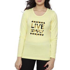 Dès Vente Soldes Shirt Cher Achat Pas T Femme 6twq8q0