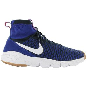 finest selection 553f1 ecd4b BASKET Nike Air Footscape Magista Flyknit 816560-400 Chau