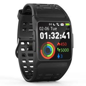 MONTRE CONNECTÉE WEE'PLUG Explorer III Montre connectée GPS cardio