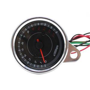 COMPTEUR Compteur de vitesse moto tachymètre compteur de vi