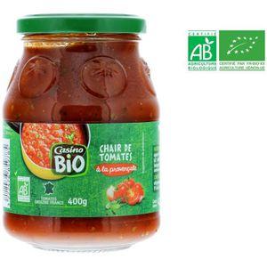 TOMATE Chair de tomate à la provençale bio - 400 g
