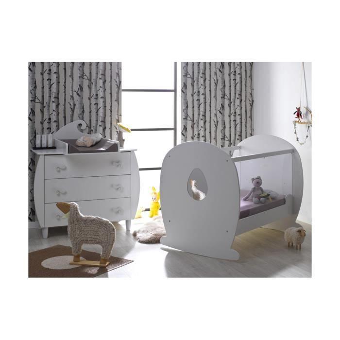 Petite chambre bébé Lutin - Achat / Vente chambre complète bébé ...