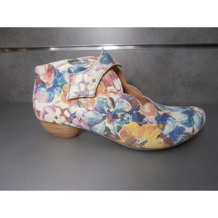 chaussures think aida bianco