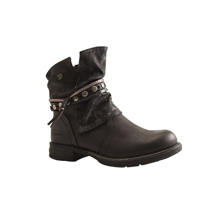 BOTTY SELECTION Femmes-1006011BOOTS-BOOTS-DJEAN XJbBFMu3VQ