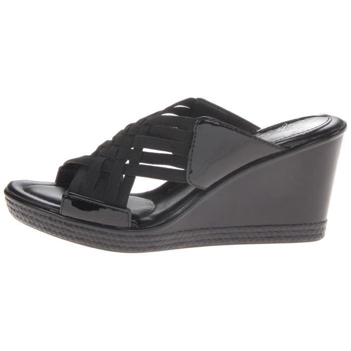 Femmes Soft Style WAVA Sandales Compensées 74QDM0Y