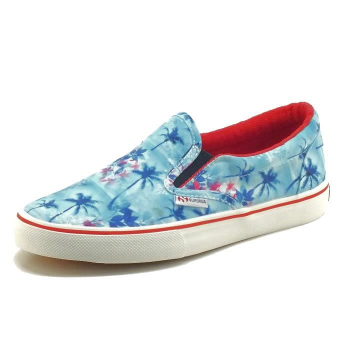 MOCASSIN 2311 Fabricfanplu, Adultes unisexe Sneakers-top 3F