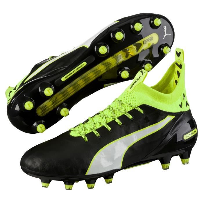 1 39 Pro De Football Fg Men Bfxpk Evotouch Puma 2 Taille Chaussures shCdotQBrx