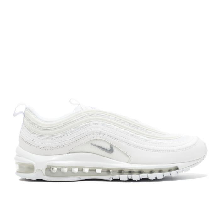 Air max 97 blanc