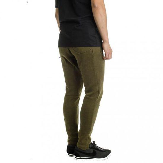 d36b8413439 Pantalon de survêtement Nike slim - 805218-330 Vert Vert - Achat   Vente  survêtement - Cdiscount
