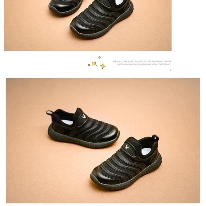 Été nouvelles chaussures pour enfants garçons et filles chaussures de sport chaussures de course pour enfants respirant chaussures
