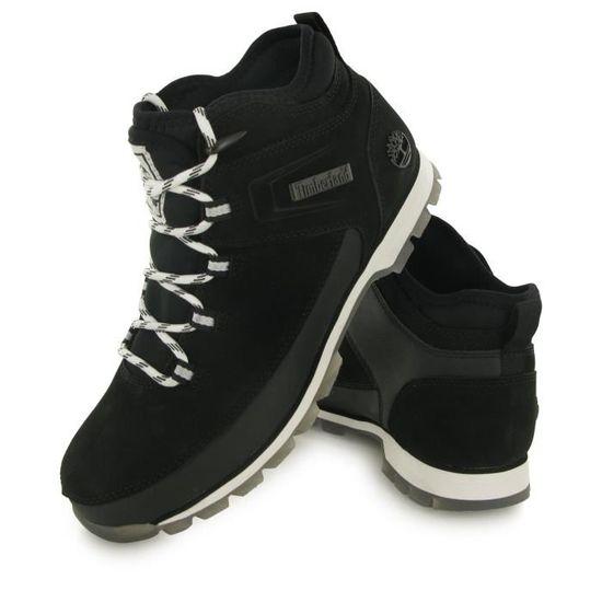 Timberland Euro Sprint Sport noir, boots homme