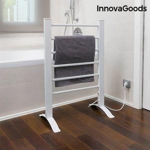 SÈCHE-SERVIETTE ÉLECT Porte-serviettes séchoir électrique-Sur pieds ou s