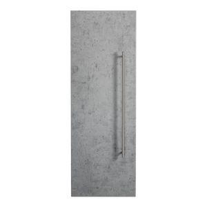 COLONNE - ARMOIRE SDB Armoire haute 100 cm Aspect Béton
