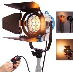 PROJECTEUR - SPOT 500W Film tungstène Fresnel Projecteur d'éclairage