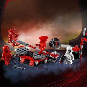ASSEMBLAGE CONSTRUCTION LEGO Star Wars - Pack de combat de la Garde Prétor