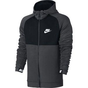 ... de frais. VESTE Nike Veste Nsw Av15 Hoodie Gris Veste à Capuche Ho 4b1eed2954da