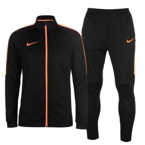Swoosh Jogging Homme Nike Vente Noir Et Orange Achat Pgq4Hwxg