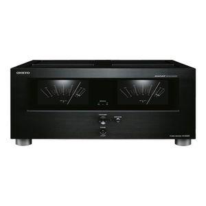 AMPLIFICATEUR HIFI Onkyo M-5000 R Amplificateur d'alimentation noir