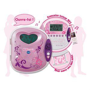 ORDINATEUR ENFANT VTECH Kidi Secrets 2 Journal Intime Electronique