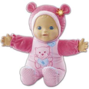 POUPON VTECH Poupée Little Love Mon bébé coucou-caché ros