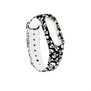 BRACELET DE MONTRE Bracelet Silicone de remplacement pour bracelet Mi