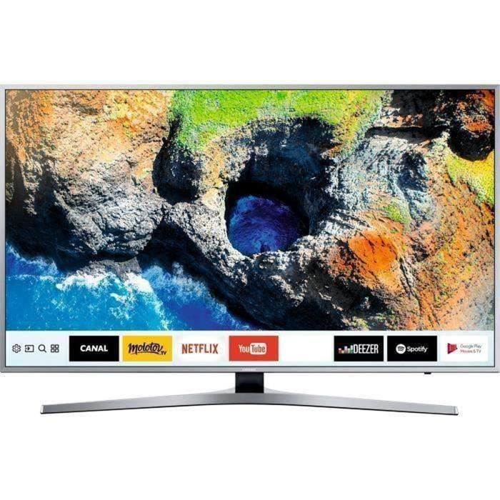 Samsung ue55mu6405 tv led uhd 138cm 55 smart tv 1500 pqi 3 x hdmi classe énergétique a