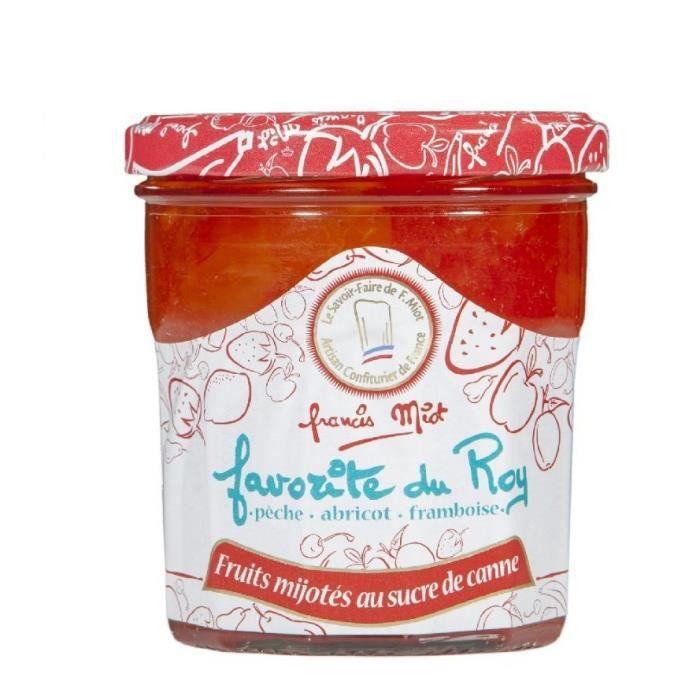 confiture de fraise francis miot