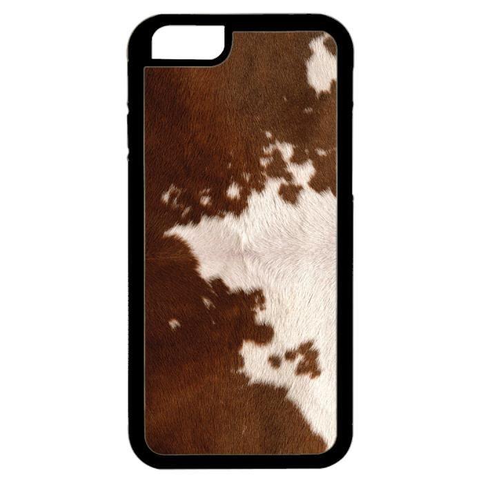 coque iphone 6 plus vache