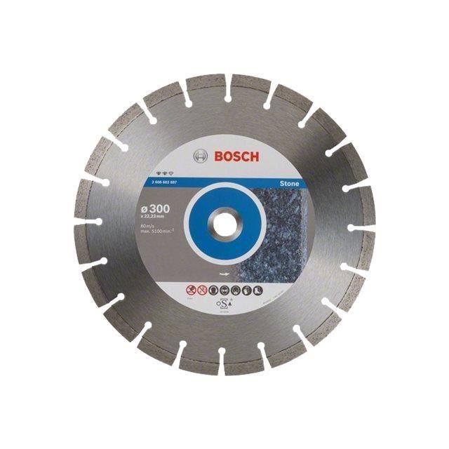 6c4d13d7ecfa67 Bosch Expert for Stone Disque à tronçonner diamanté pour pierre 300 ...