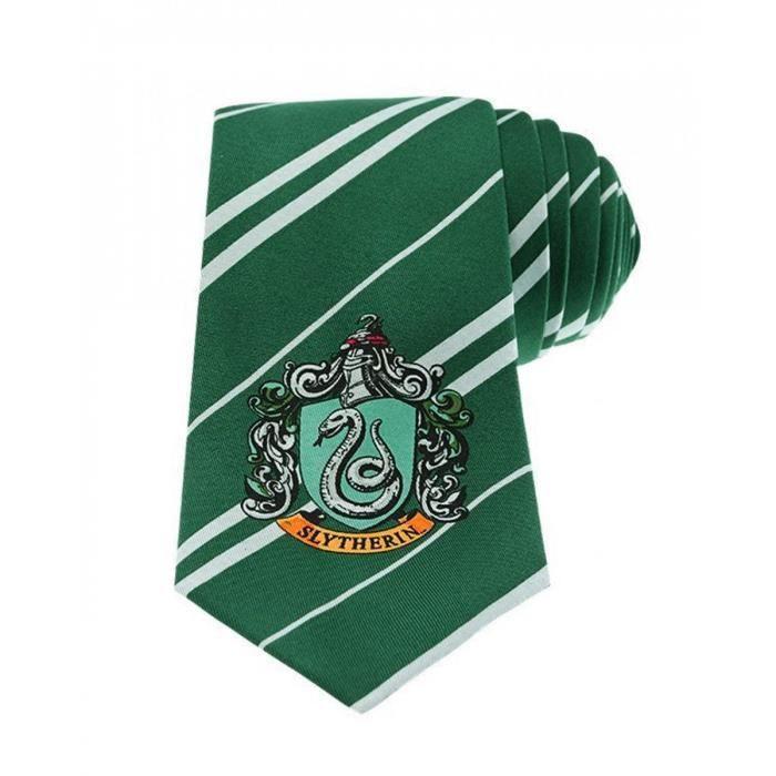 ACCESSOIRE DÉGUISEMENT Harry Potter Serpentard Tie