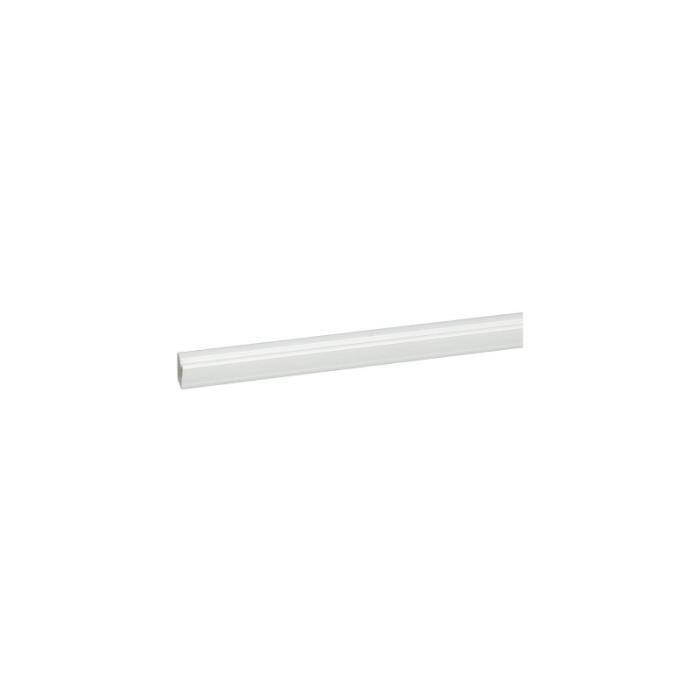 GOULOTTE - CACHE FIL Cache-fils 2,10 m vg blanc auto-adhésive 16 x 12,5