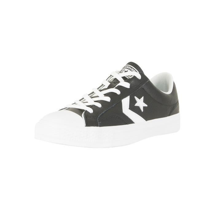 Converse Homme Star Player OX Trainers, Noir