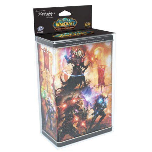 CARTE A COLLECTIONNER Upper Deck - Jeu Cartes - World Of Warcraft