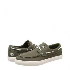03516720a6d MOCASSIN Timberland Vert Chaussures Mocassins Nouveau  MOCASSIN Timberland  Vert Chaussures Mocassins Nouveau ...