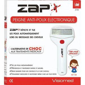 Peigne anti poux electrique achat vente pas cher for Salon de coiffure anti poux