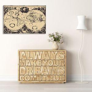 tableau planisphere achat vente pas cher. Black Bedroom Furniture Sets. Home Design Ideas