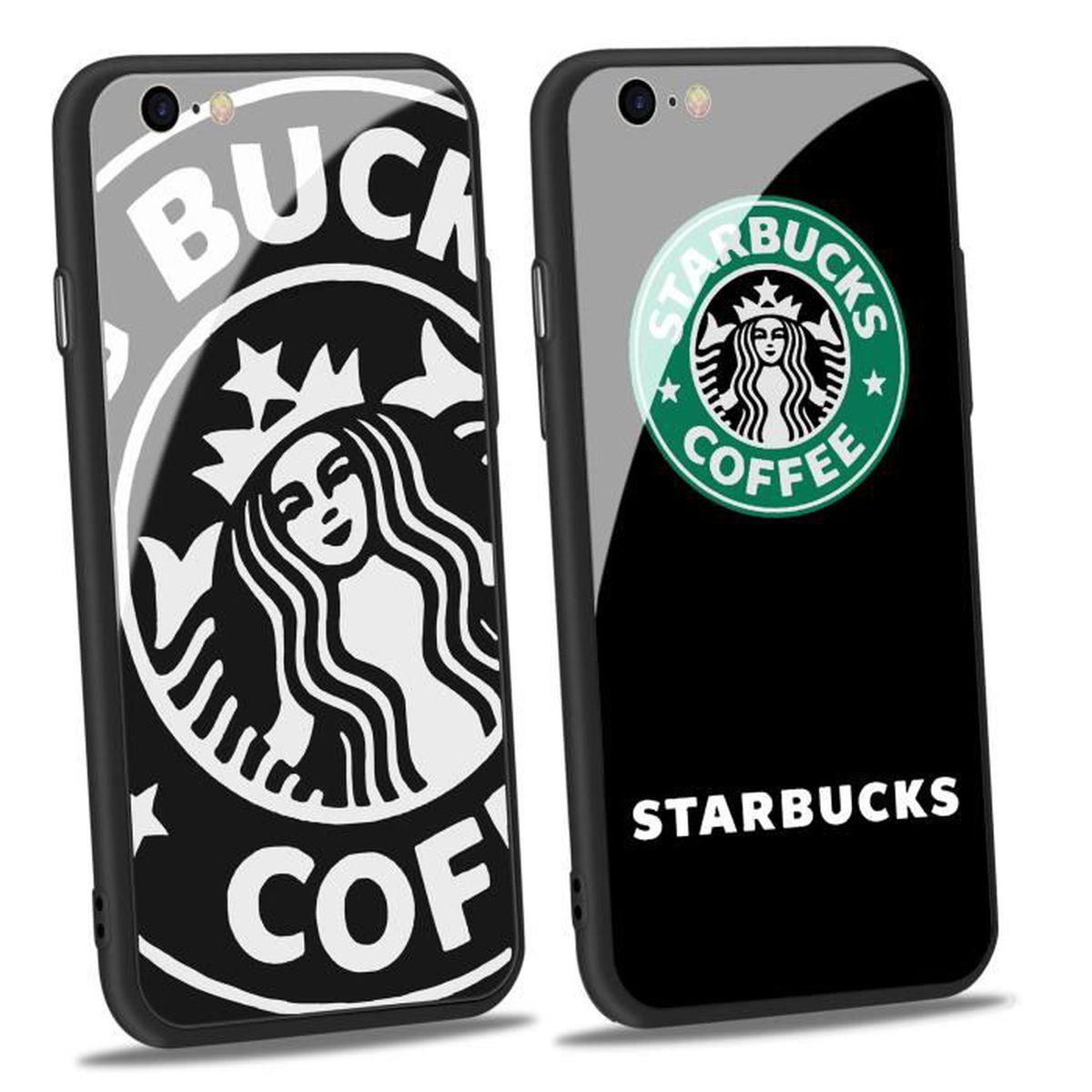 coque iphone 6 starbucks
