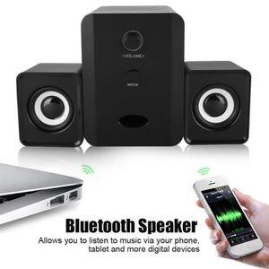 ENCEINTES ORDINATEUR Haut-parleur SADA Bluetooth haut-parleur alimenté