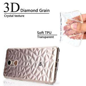HOUSSE DE CANAPE Coque Pour Xiaomi Redmi 5 Silicone Motif Diamant -