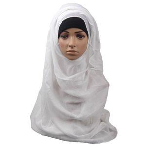 763a6c9c3528 ECHARPE - FOULARD Mode musulmane femmes châle foulard tête couvertur